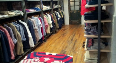 Photo of Men's Store Gant at 215 W 10th St, New York, NY 10014, United States