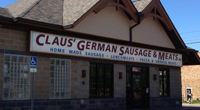 Photo of Butcher Claus German Sausage and Meats at 1845 Shelby St, Indianapolis, IN 46203, United States