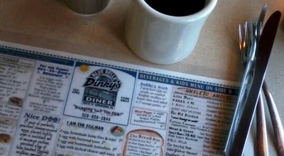 Photo of Breakfast Spot Dinky's Diner at 60-74 Massachusetts 70, Shrewsbury, MA 01545, United States