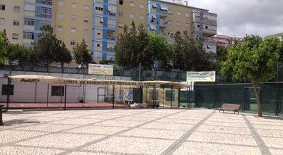 Photo of Tennis Court Ténis Clube PSA at R. Cândido De Oliveira 17, Odivelas, Portugal
