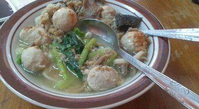 Photo of Meatball Place Mie Baso Laksana at Jl. Pemuda No. 5, Tasikmalaya 46113, Indonesia