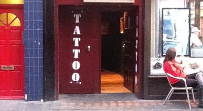 Photo of Tattoo Parlor Gypsy Stables at D'arblay Street, London, United Kingdom