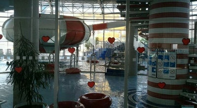 Photo of Water Park Aquapark Olomouc at Kafkova 471/23, Olomouc 779 00, Czech Republic