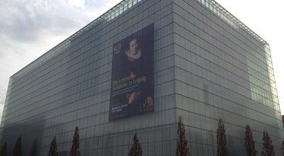 Photo of Art Museum Museum der bildenden Künste at Katharinenstr. 10, Leipzig 04109, Germany