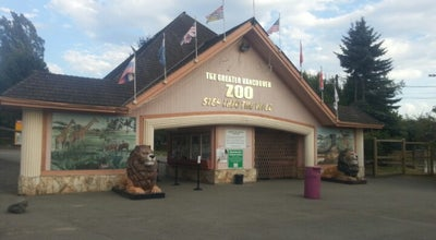 Photo of Zoo Greater Vancouver Zoo at 5048 264 St, Aldergrove, BC V4W 1N7, Canada