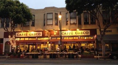 Photo of Cafe Caffe Greco at 423 Columbus Ave, San Francisco, CA 94133, United States