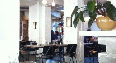 Photo of Modern European Restaurant Wilde Zwijnen at Javaplein 23, Amsterdam 1095 CJ, Netherlands