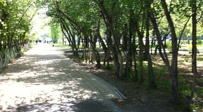 Photo of Park Сквер Тенистый at Г. Тюмень, Russia