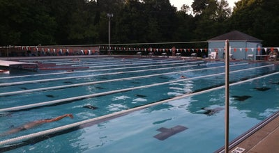 Photo of Pool Meadowbrook Aquatic And Fitness Center at 5700 Cottonworth Ave, Baltimore, MD 21209, United States