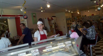 Photo of Ice Cream Shop daves old fashioned soda fountain at 64 Main St, Belfast, ME 04915, United States