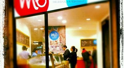 Photo of Ice Cream Shop Gelateria Mò at Monjitas 484, Santiago, Chile