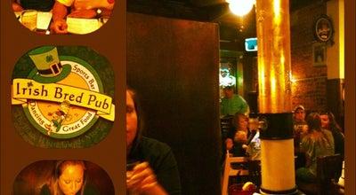 Photo of American Restaurant The Irish Bred Pub at 210 Adamson Sq, Carrollton, GA 30117, United States