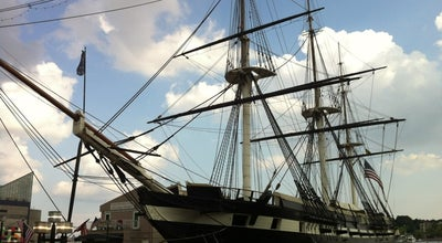 Photo of Boat or Ferry USS Constellation at 301 E Pratt St, Baltimore, MD 21202, United States