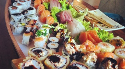 Photo of Sushi Restaurant Asami Sushi at Av. Lino Jardim, 912, Santo André, Brazil