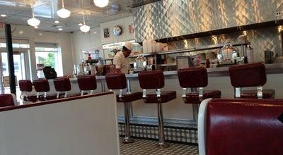 Photo of Diner Johnny Rockets at 280 Luckie St, Atlanta, GA 30313, United States