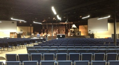 Photo of Church Eastpoint Church at 15303 E Sprague Ave, Spokane Valley, WA 99037, United States