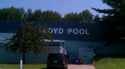 Photo of Pool Lloyd Pool at 6101 N 1st Ave, Evansville, IN 47710, United States