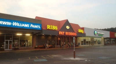 Photo of BBQ Joint Fat Buddies Ribs And Bbq at 193 Waynesville Plz, Waynesville, NC 28786, United States