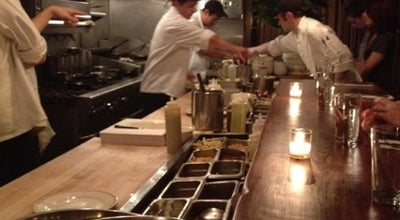 Photo of New American Restaurant Hudson Clearwater at 462 Hudson St, New York, NY 10014, United States