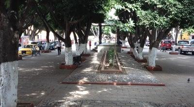 Photo of Garden Jardín Embajadoras at Paseo Madero, Guanajuato 36000, Mexico