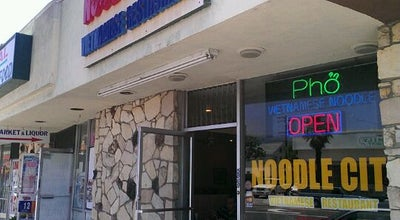 Photo of Vietnamese Restaurant Noodle City at 5869 Hollister Ave, Goleta, CA 93117, United States