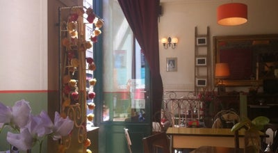 Photo of Cafe Coup de Girafe at Rue Montchoisy 19, Geneva 1207, Switzerland