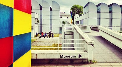 Photo of Tourist Attraction Bauhaus Archive / Museum of Design (Bauhaus Archiv Museum fur Gestaltung) at Klingelhoferstrasse 14, Berlin 10785, Germany