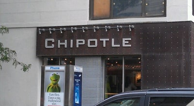 Photo of Mexican Restaurant Chipotle at 620 9th Ave, New York, NY 10036, United States