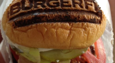 Photo of Burger Joint BURGERFI at 2477 E Sunrise Blvd, Fort Lauderdale, FL 33304, United States
