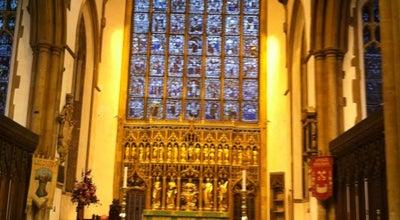 Photo of Church St. Peter Mancroft at St Peter's St, Norwich NR2 1QZ, United Kingdom