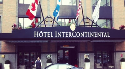 Photo of Hotel InterContinental Montreal at 360 Saint Antoine Street Ouest, Montreal, Qu H2Y 3X4, Canada