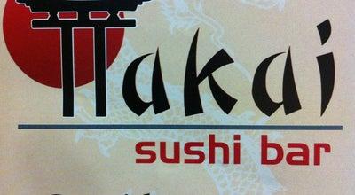 Photo of Japanese Restaurant Takai - Sushi Bar at Pátio Divinópolis, Divinópolis, Brazil