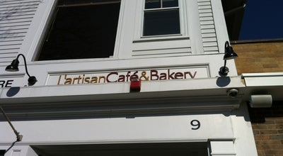 Photo of Bakery L'Artisan Cafe and Bakery at 9 Wayland Sq, Providence, RI 02906, United States
