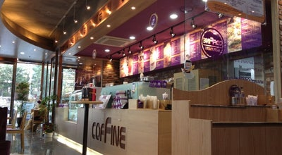 Photo of Coffee Shop Coffine Gurunaru 송도점 at South Korea