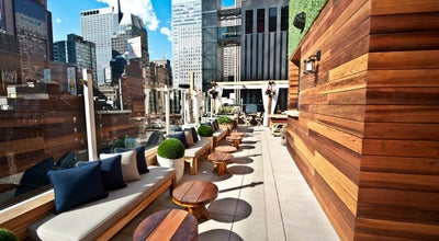 Photo of American Restaurant Haven Rooftop  at 132 W 47th St, New York, NY 10036, United States
