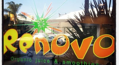 Photo of Juice Bar Renovo at 2200 Colorado Ave, Santa Monica, CA 90404, United States