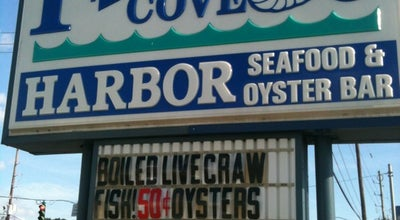 Photo of Seafood Restaurant Harbor Seafood & Oyster Bar at 3203 Williams Blvd, Kenner, LA 70065, United States