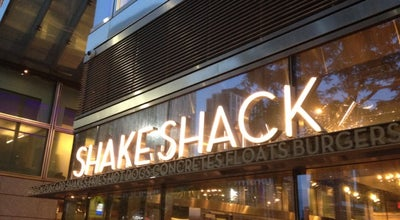 Photo of Burger Joint Shake Shack at 215 Murray Street, New York, NY 10282, United States