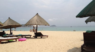 Photo of Beach Yalong Bay Beach at Sanya, Hainan, China