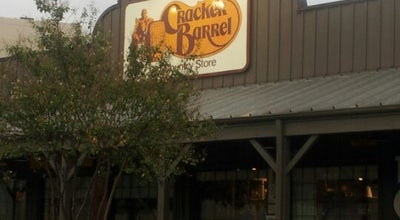 Photo of American Restaurant Cracker Barrel Old Country Store at 11030 I H 10 W I-10 & Huebner Road, San Antonio, TX 78230, United States