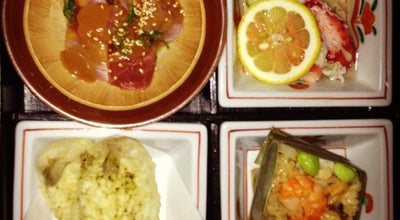 Photo of Sushi Restaurant Naka Naka at 458 W 17th St, New York, NY 10011, United States