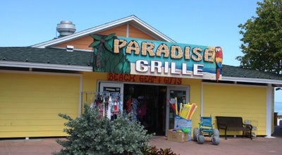 Photo of Restaurant Paradise Grille and Bar at 900 Gulf Way, St Pete Beach, FL 33706, United States