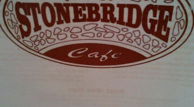 Photo of Breakfast Spot Stonebridge Cafe at 1285 Belmont St, Brockton, MA 02301, United States