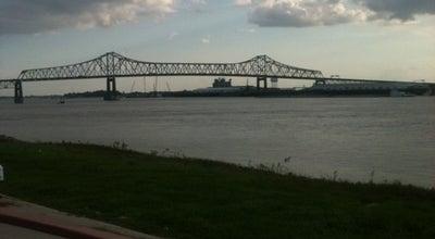 Photo of Lake Baton Rouge Levee at East Baton Rouge, LA, United States