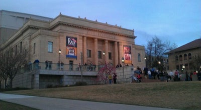 Photo of Concert Hall Kingsbury Hall at 1395 Presidents Cir, Salt Lake City, UT 84112, United States