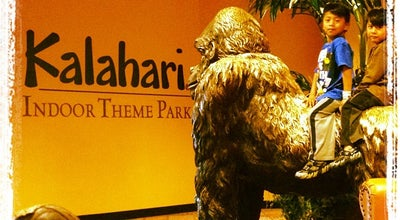 Photo of Theme Park Kalahari Resort at 1305 Kalahari Dr, Wisconsin Dells, WI 53965, United States