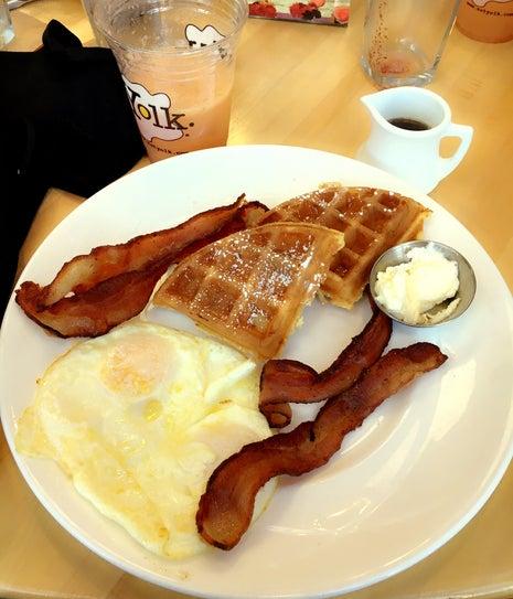 Uptown Dallas Breakfast Brunch Places