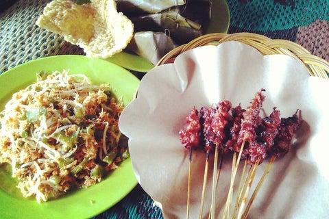 Foto Sate Rembiga Mataram