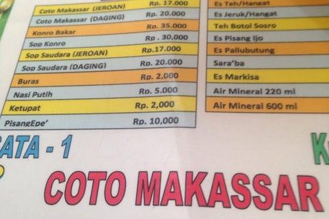 Foto Coto Makassar Mataram