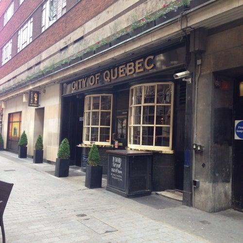 quebec bar london older gay